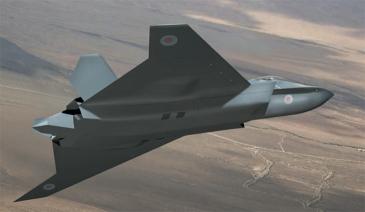 BAE Systems Tempest concept per MoD Jul18