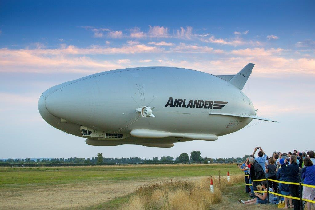 airlander 10 makes historic first flight hav photo aug16