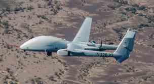 NorGrum Firebird unmanned inflight rcvd Jul19
